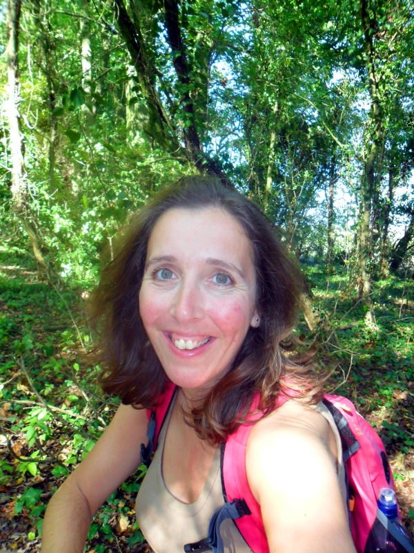 Kelly Martin Smiling