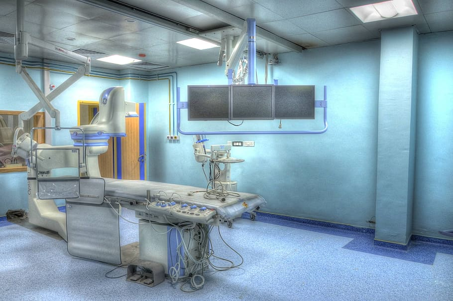hospital emergency operation theatre