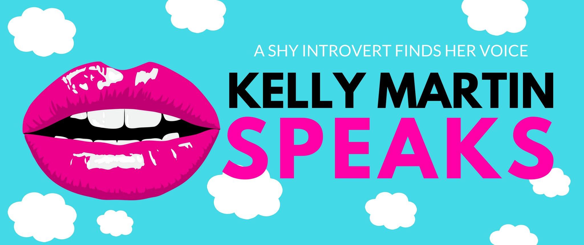 Kelly Martin Speaks