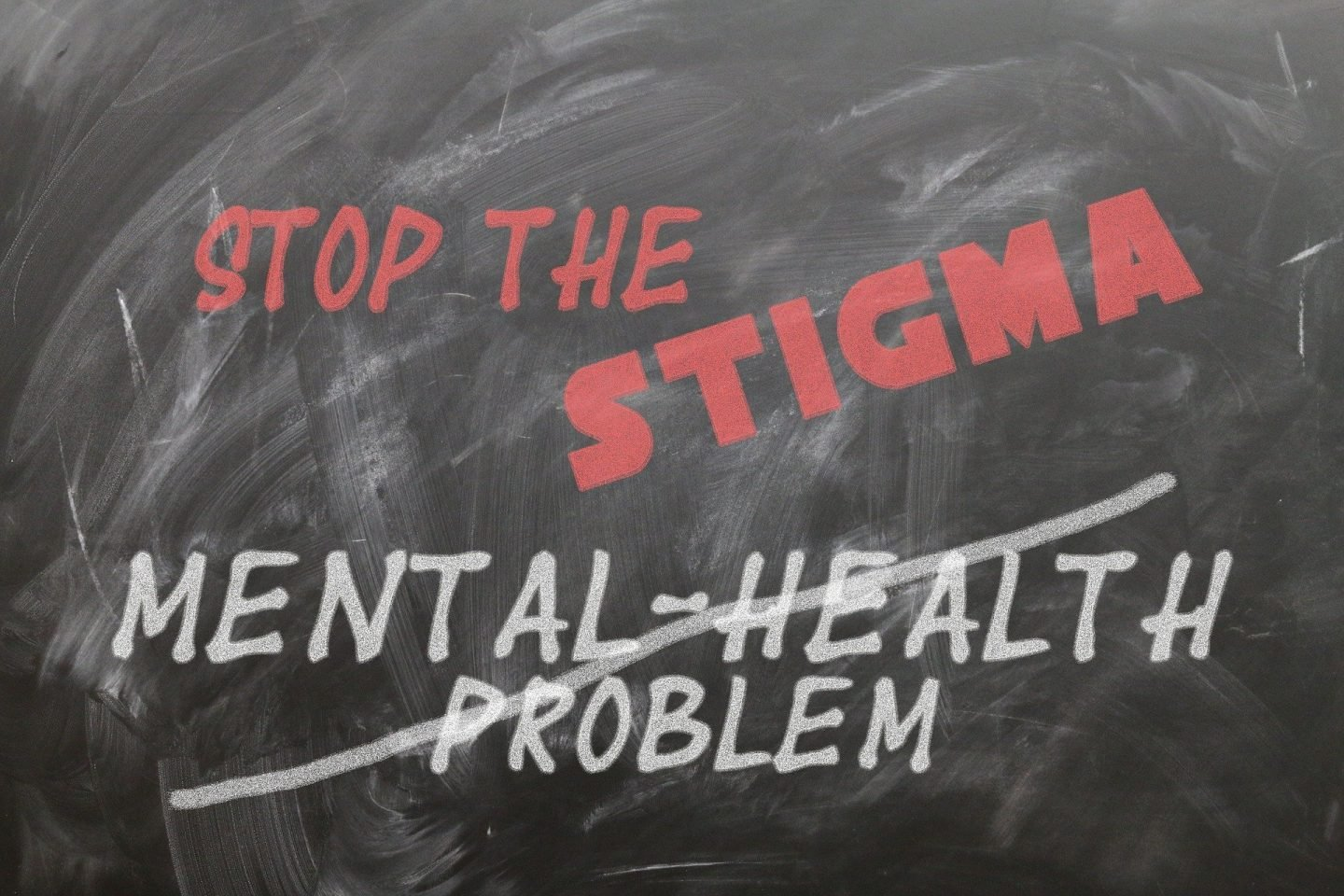 MENTAL HEALTH STOP THE STIGMA