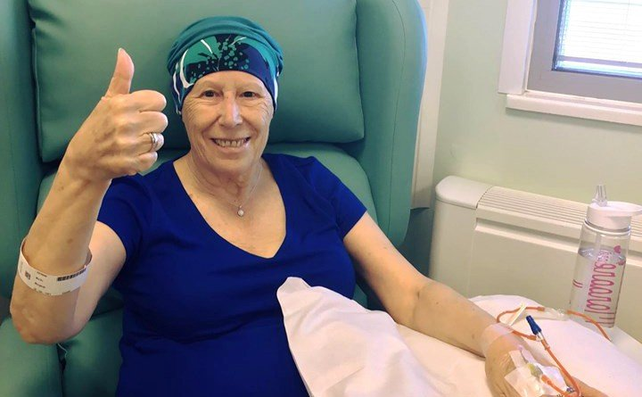 chemotherapy side-effects positive story