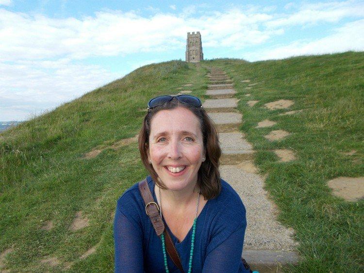 Glastonbury Tor Kelly Martin Speaks