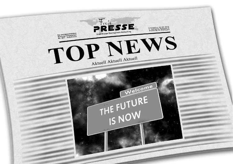 newspaper here-now
