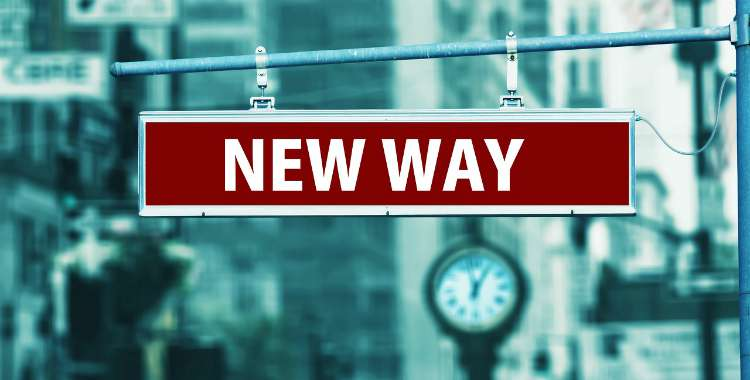 new way direction