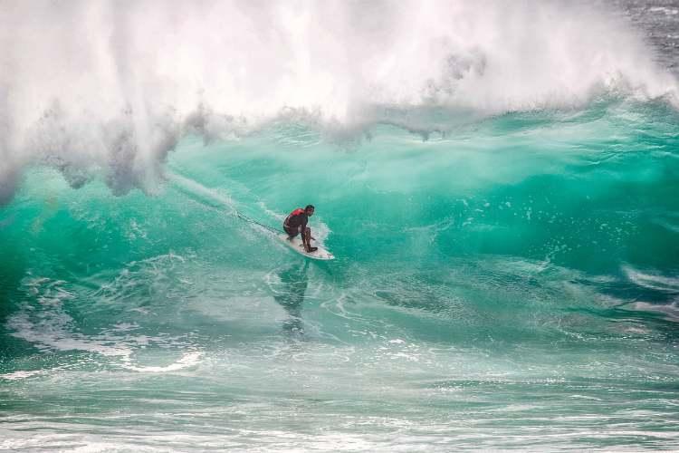 surfing change crisis